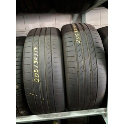 205/50R17 CONTINENTAL CONTISPORTCONTACT