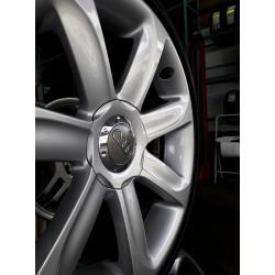 Jantes 18 com pneus 245/40R18 CONTISPORTCONTACT SSR